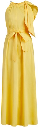New York & Co. Halter Maxi Dress