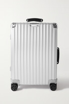 Thumbnail for your product : Rimowa Classic Cabin Aluminum Suitcase - Silver
