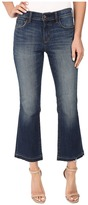 J Brand Selena Mid-Rise Crop Bootcut in Undertow