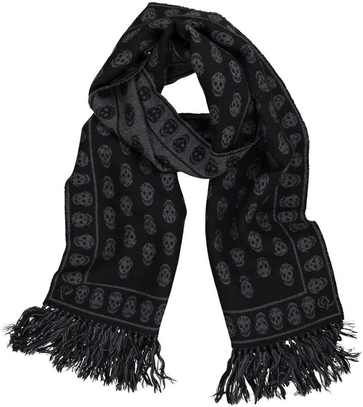 Alexander McQueen Linen scarf