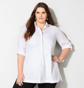 Avenue Popover Tunic Shirt