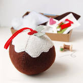 Your Own Clara and Macy Make Christmas Pudding Craft Kit