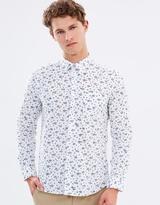 Paul Smith Mini Floral Print Shirt