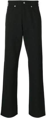 Armani Jeans flared trousers