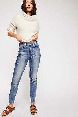 Lee High-Rise Skinny Jeans