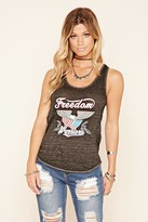 Forever 21 Freedom Warriors Tank