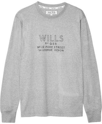 Jack Wills Askern Long Sleeve T-Shirt