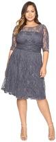 Kiyonna Luna Lace Dress Women's Dress