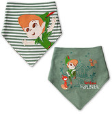 Disney Peter Pan Bib Set for Baby - 2-Pack
