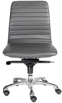 Bronx Antone Task Chair Ivy Upholstery Color: Gray