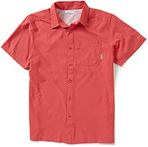 Columbia PFG Slack Tide Solid Camp Shirt