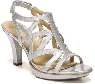Naturalizer Strappy Heeled Sandals - Danya