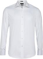 Oxford Islington French Cuff Shirt Wht X