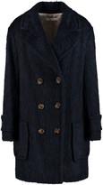 See by Chloe Faux shearling coat
