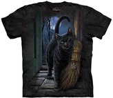 The Mountain A Brush With Magic Adult T-Shirt Tee