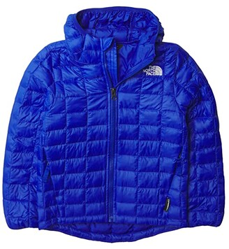 The North Face Kids Thermoball Eco Hoodie (Little Kids/Big Kids) (TNF Blue) Boy's Clothing