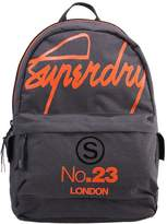 Superdry INTERNATIONAL MONTANA Rucksack international grey