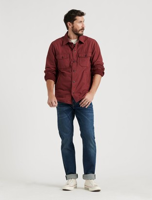 Lucky Brand Cozy Lined Shirt Jacket