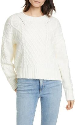 Line Alva Tie Back Sweater