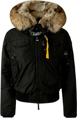 Parajumpers Furry Hood Multi-pocket Jacket