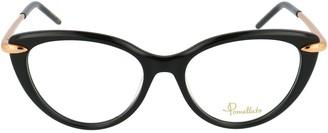 Pomellato Eyewear Cat Eye Frame Glasses