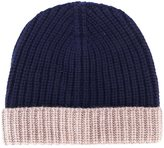 Eleventy bi-colour hat