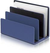 Giorgio Fedon Charme - Blue Desk Letter Holder