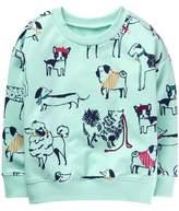 Gymboree Puppy Pullover