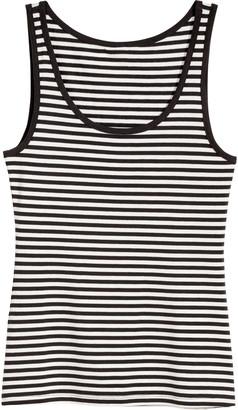 H&M Jersey vest top