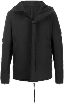 Army Of Me funnel-neck padded jacket