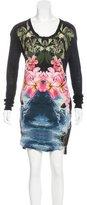 Stella McCartney Printed Shift Dress