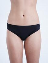 Implicite Néon stretch-jersey bikini briefs