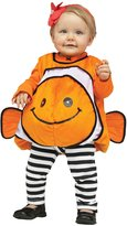 Fun World Costumes Infant Giddy Clownfish Costume Infant