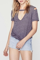 LnA Cut Out Tee