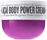 Sol de Janeiro Acai Body Power Cream in Beige.