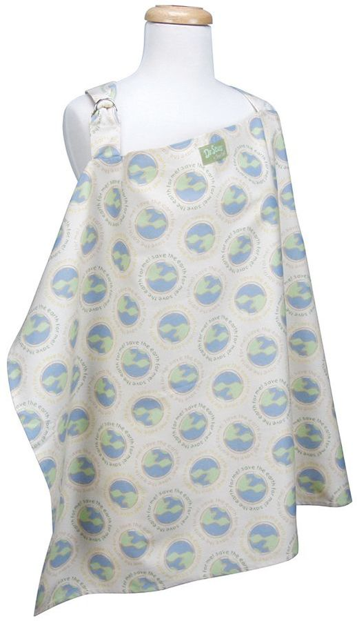 """Trend Lab Dr. Seuss """"The Lorax"""" Nursing Cover by"""