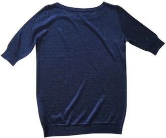 Trussardi Navy Knitwear for Women