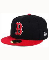 New Era Boston Red Sox Rivalry 59FIFTY Cap