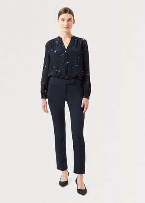 Hobbs Petite Annie Slim trousers