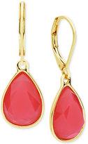 Nine West Stone Drop Earrings
