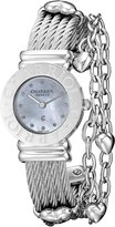 Charriol Women's 028CC550326 St Tropez Analog Display Swiss Quartz Silver Watch
