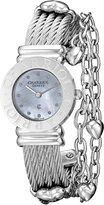 Charriol Women's 028CC550326 St Tropez Analog Display Swiss Quartz Silver Watch