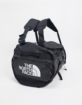 The North Face Base Camp small duffel bag in black