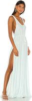 Agua Bendita X REVOLVE Leslie Maxi Dress