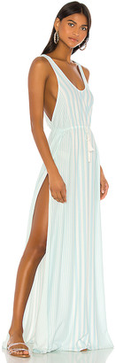 Agua Bendita X REVOLVE Leslie Maxi Dress