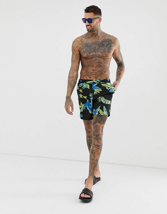 b4d7155d73e4f Men's Asos Swim Shorts - ShopStyle