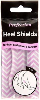 Pink Boutique Clear Gel Non-Slip Heel Shields