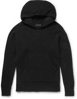 Haider Ackermann - Oversized Stretch-knit Hoodie