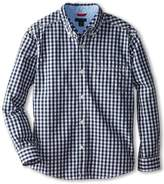 Tommy Hilfiger Baxter L/S Woven Shirt Boy's Long Sleeve Button Up