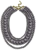 BaubleBar Globe Strands Layered Necklace, 18""